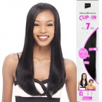 100% Human Hair Dreamweaver Clip on Weave Extensions 7 Pcs