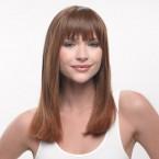 HAIRDO Synthetic Hair Piece Clip-In Bang