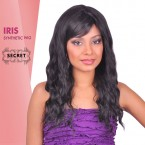 Synthetic Hair Wig Secret Iris