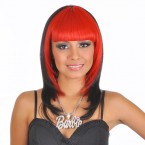 Synthetic Hair Wig Hair Topic Katy