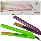 "J2 Color Nano Tourmaline Ionic Technology 1"" Flat Iron"