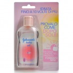 JOHNSONS Baby Oil 100ml