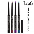 J.CAT BEAUTY Roll It Up Auto Eye Liner