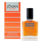 Jovan Musk After-Shave cologne for men 0.5oz