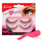 Kiss Ever EZ Lashes Lash Double Pack