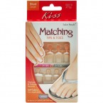 Kiss Matching Tips & Toes