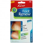 Kiss Naturally Removes Dead Skin Foot Renew