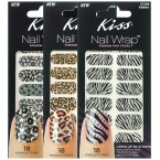 KISS Nail Wrap Fashion That Sticks