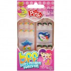 Kiss Pink Best Friends Forever 2 Sets 28 Nails