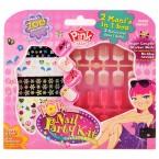 Pink by Kiss POP Princess Nail Party Kit
