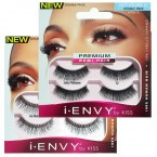 Kiss Premium Remi Hair Eyelashes Double Pack