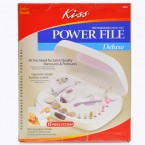 Kiss Power File Deluxe 15Pcs System
