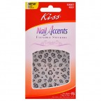 Kiss Nail Accents Flexible Stickers