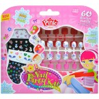 Pink by Kiss POP Princess Nail Party Kit