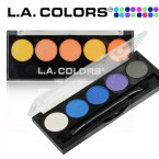 L.A. Colors 5Color Metallic Eyeshadow