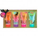 Breeze Body Lotion Set 4Pcs