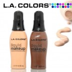 LA Colors Liquid Makeup 1.11oz