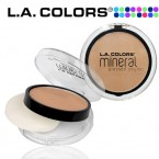 LA Colors Mineral Pressed Powder 0.26oz