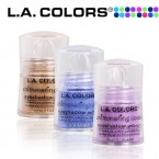 L.A. Colors Shimmering Loose Eyeshadow w/brush 0.1oz