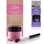 L'OREAL HIP Shocking Shadow Pigments with Professional Brush