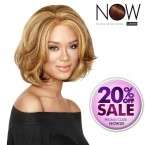 LUXHAIR NOW By Sherri Shepherd Synthetic Lace Wig Big Wave Bob