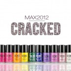 Max 2012 Cracked Nail Polish