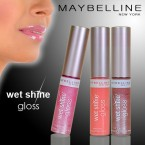 MAYBELLINE Wet Shine Gloss
