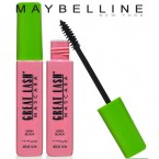 MAYBELLINE Great Lash Mascara Very Black 2Pcs
