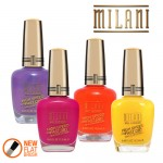 MILANI High Speed Fast Dry Nail Lacquer 0.45oz