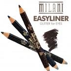 MILANI BLACK MAGIC Blackened Eye Liner and Eye Glimmer
