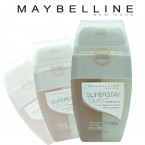 MAYBELLINE Superstay Silky Foundation SPF12