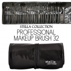 Stella Collection Professional Makeup Brush Set 32Pcs