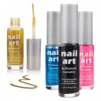 Nail Art by Diamond Cosmetics 0.25oz