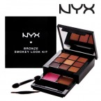 NYX Bronze Smokey Look Kit