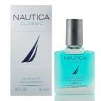 Nautica Classic Eau De Toilette Spray 0.5oz