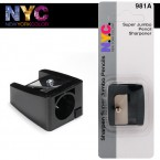 NYC COLOR Super Jumbo Pencil Sharpener