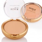 NICKA K New York Mineral Pressed Powder