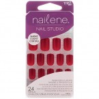Nailene Nail Studio Short 24 Nails