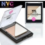 NYC New York Color Smooth &amp; Natural Matte Powder Foundation