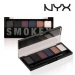 NYX Smokey Eye Shadow Palette 0.21oz
