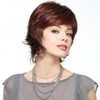 Noriko Synthetic Hair Monofilament Wig Stacie