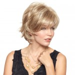 Noriko Synthetic Hair Wig Sky
