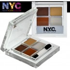 NYC New York Color All Four Me Eyeshadow Quad