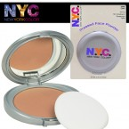 NYC New York Color Pressed Face Powder Dark