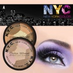 NYC New York Color Wheel Mosaic Eye Powder