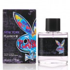 New York Playboy Eau De Toilette Spray 1.7oz