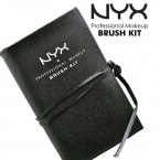 NYX Professional Makeup Brush Kit-12Pcs Set