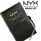 NYX Professional Makeup Brush Kit-12Pcs Set