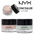 NYX Concealer Jar Net Wt. 0.25oz