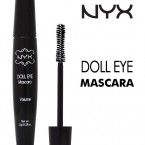 NYX Doll Eye Mascara Extreme Black